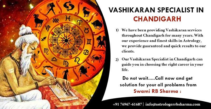 Vashikaran Specialist in Chandigarh